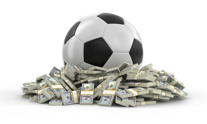 サッカーへ賭ける